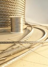 Roestvast stalen kabel
