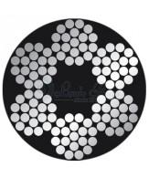 PP zwart 6x19+1