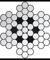 7x7 zwart