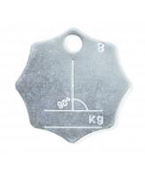 Identificatieplaatjes G80