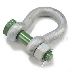 Green Pin standaard harpsluitingen / moerbout
