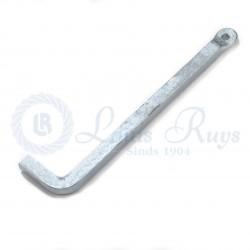 Sleutels voor Green Pin sluiting / Verzonken kop met vierkant gat