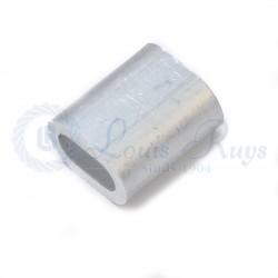 Aluminium persklemmen 3,5D