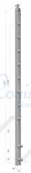 Balusters / met installatie set